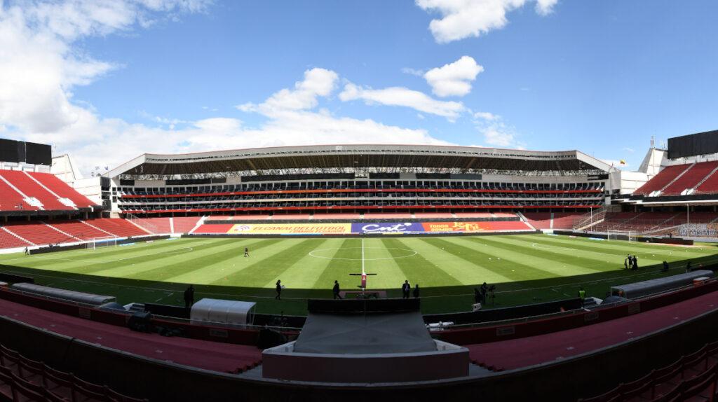 Una guía para comprar las entradas para ver a Ecuador en el estadio Rodrigo Paz