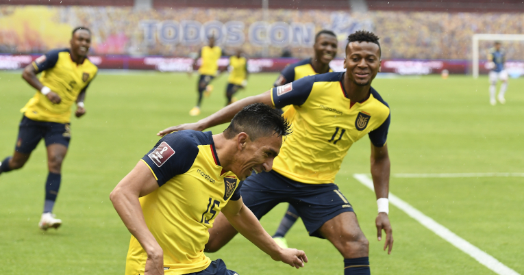 Ecuador debutará frente a Colombia en la Copa América 2021