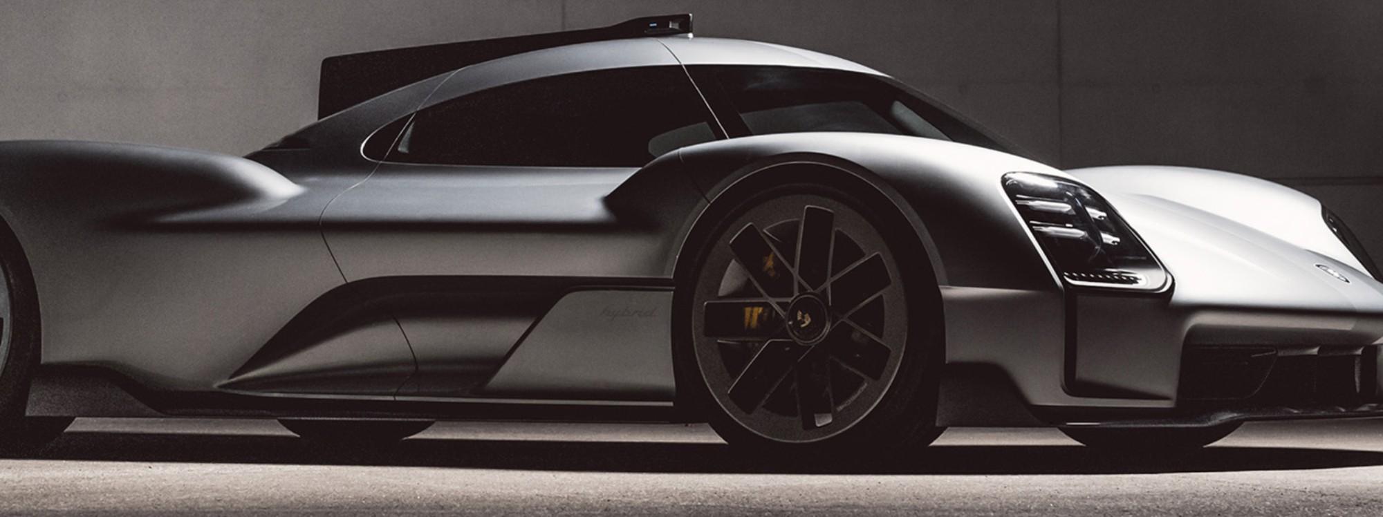 Porsche mostró los autos que nunca se animó a fabricar