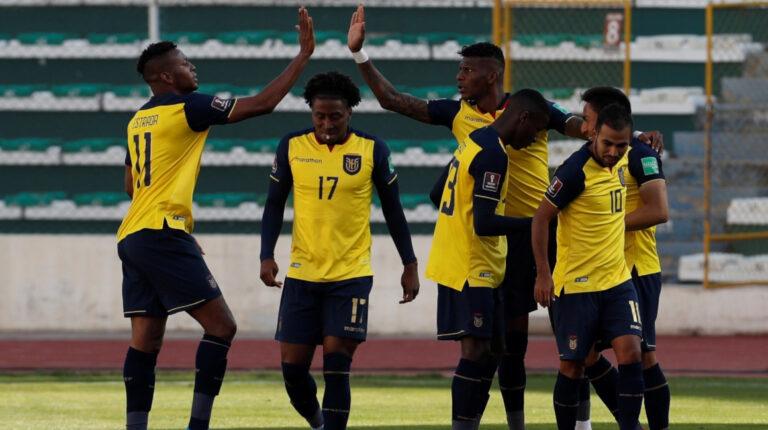Ecuador le ganó a Bolivia en La Paz por las Eliminatorias y quiere ganarle a Colombia para terminar 2020 con nueve puntos.