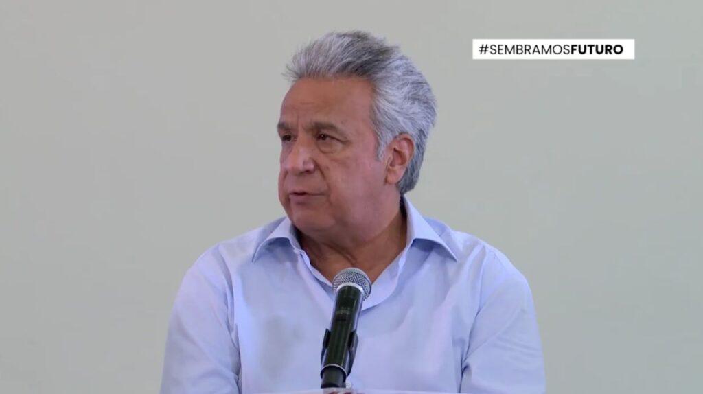 Lenín Moreno será llamado a la Asamblea por el caso Ina Papers