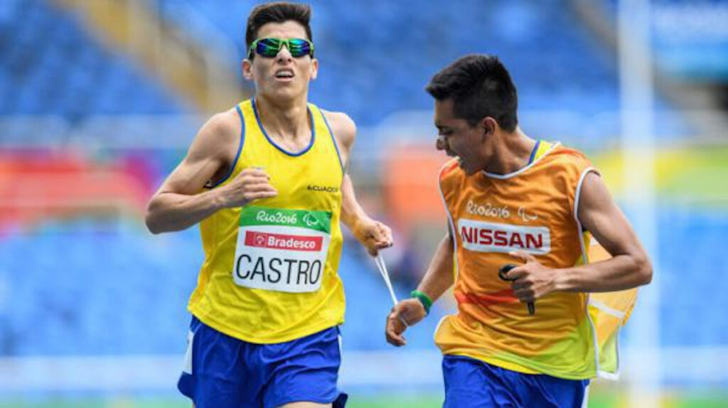 "Darwin Castro: ""En Tokio aspiramos a ser medallistas paralímpicos"""