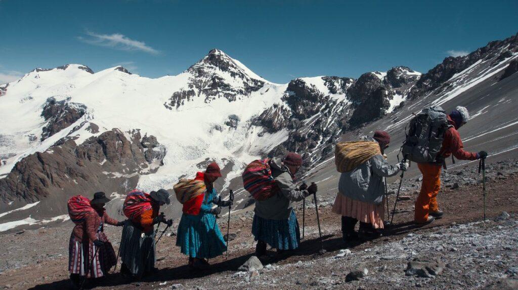 Con 'Cholitas' se inaugura hoy el Festival de Cine EQUIS