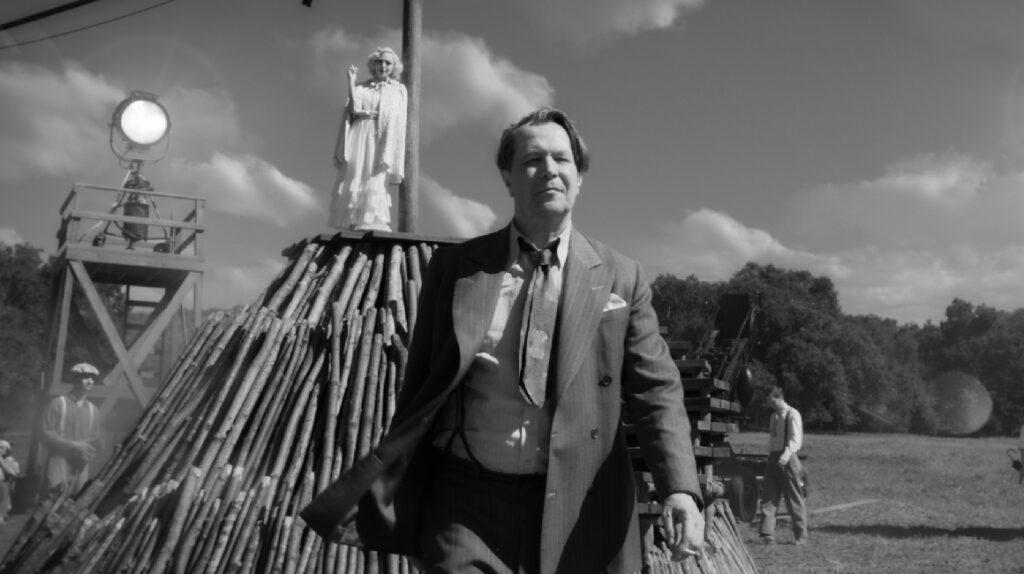Ciudadano Fincher: 'Mank' entra a lo grande en la carrera a los Óscar