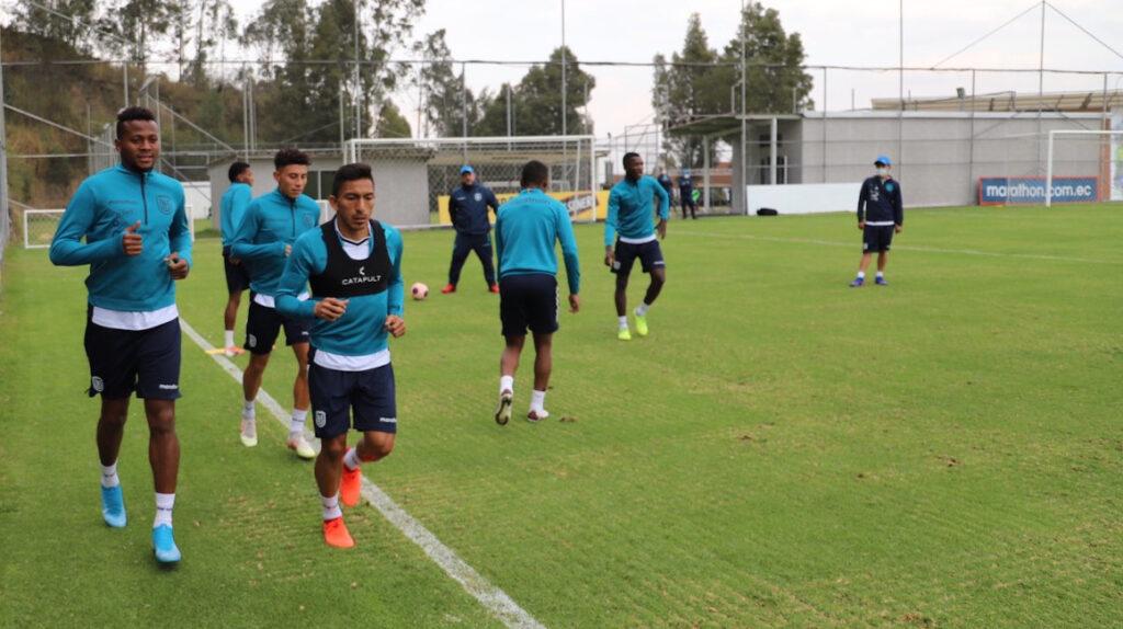 Ecuador entrenará con equipo completo el martes 10 de noviembre