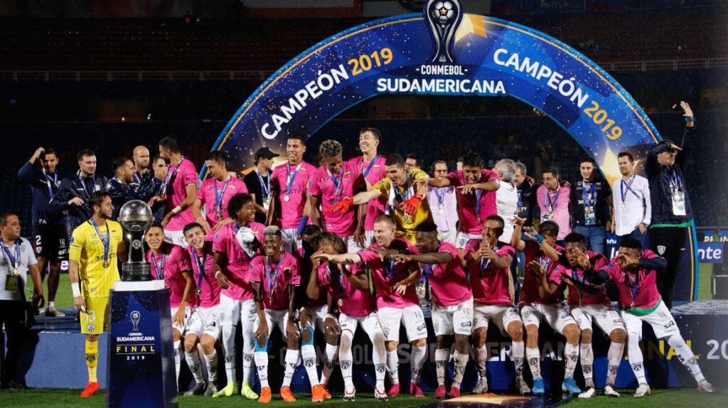 Un día como hoy hace un año, IDV quedó campeón de la Sudamericana