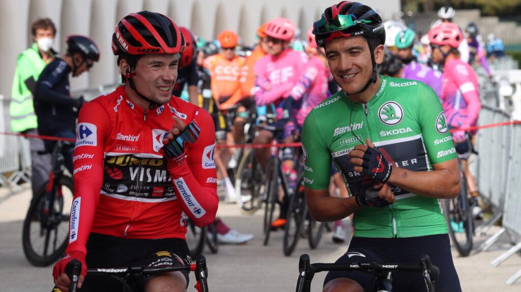 La Vuelta a España empezará en Burgos y terminará en Santiago de Compostela