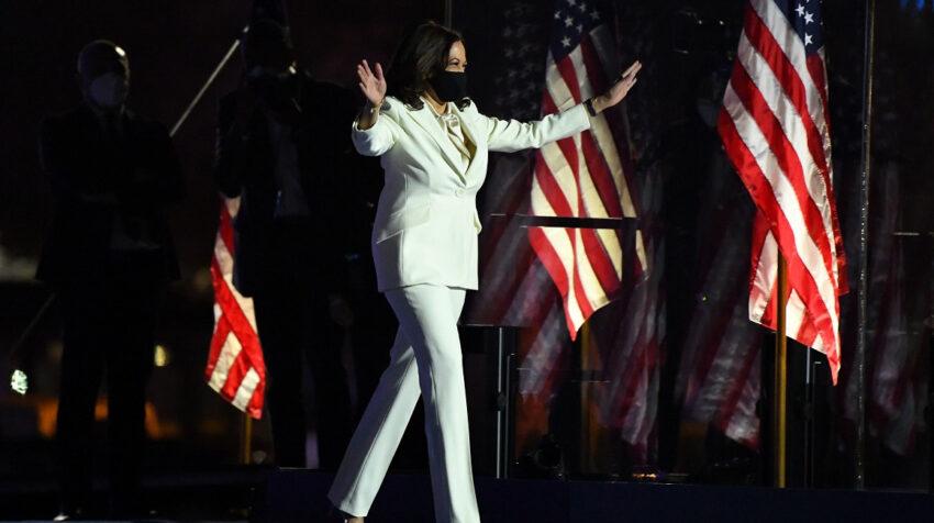 Kamala Harris dijo que será una vicepresidenta leal y trabajadora.