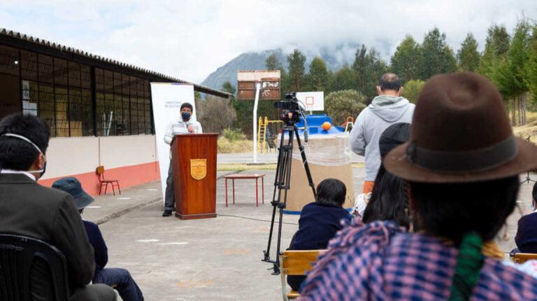 Plan de continuidad educativa en las comunidades indígenas por el Covid-19.