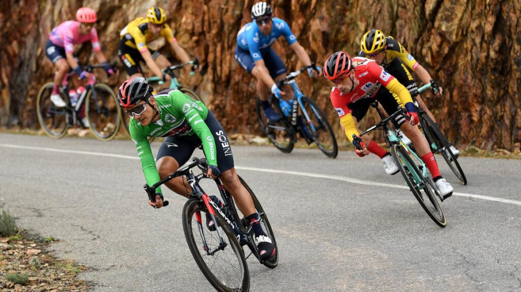 Covatilla: última oportunidad para Carapaz para asegurarse el maillot rojo
