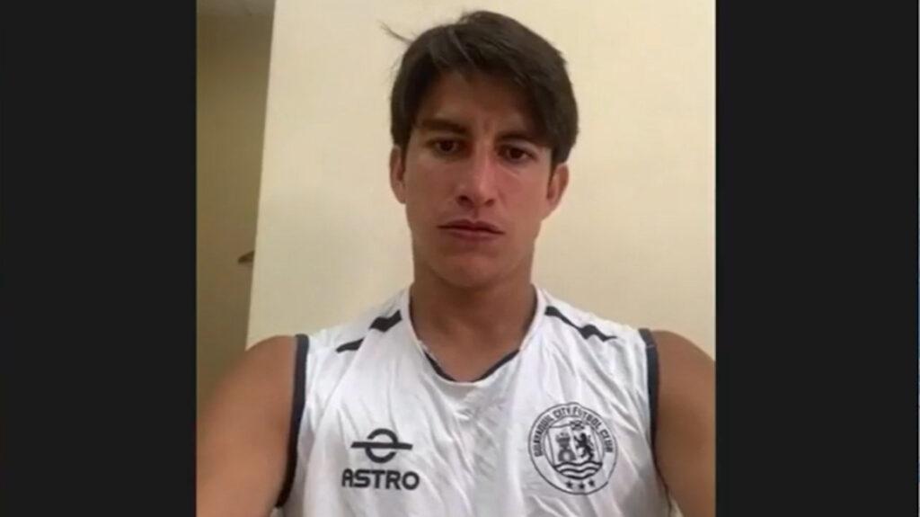 "Fernando Gaibor: ""Espero que la falta de ritmo no me impida jugar bien"""