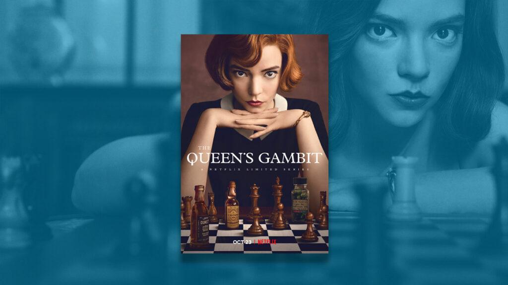 El ajedrez nunca fue tan perfecto como en 'Gambito de dama'