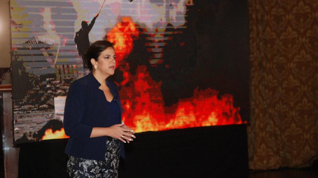 Juicio político contra María Paula Romo pasa al Pleno de la Asamblea