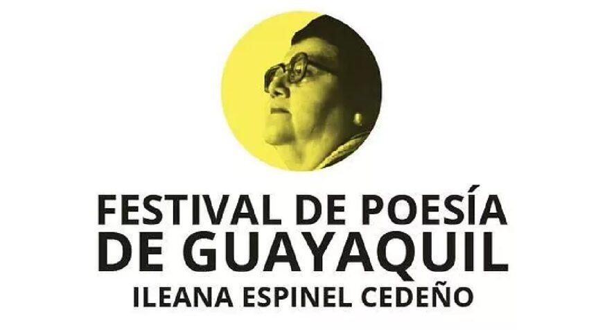 Logo del Festival de Poesía Ileana Espinel.