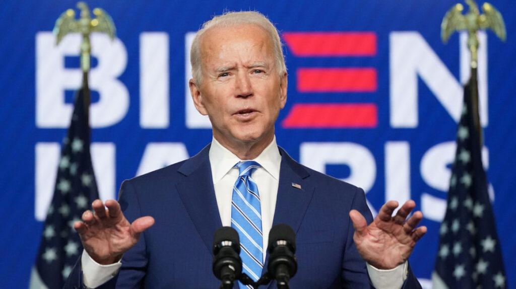 "Moreno felicita a Biden y espera mantener ""relación firme"" con Estados Unidos"