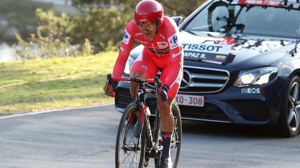 La Etapa 14 de la Vuelta a España se presta para una emboscada