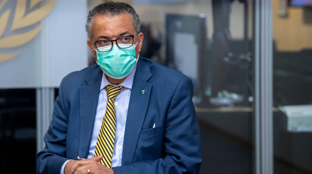 El director de la OMS está en cuarentena tras contacto con un paciente infectado