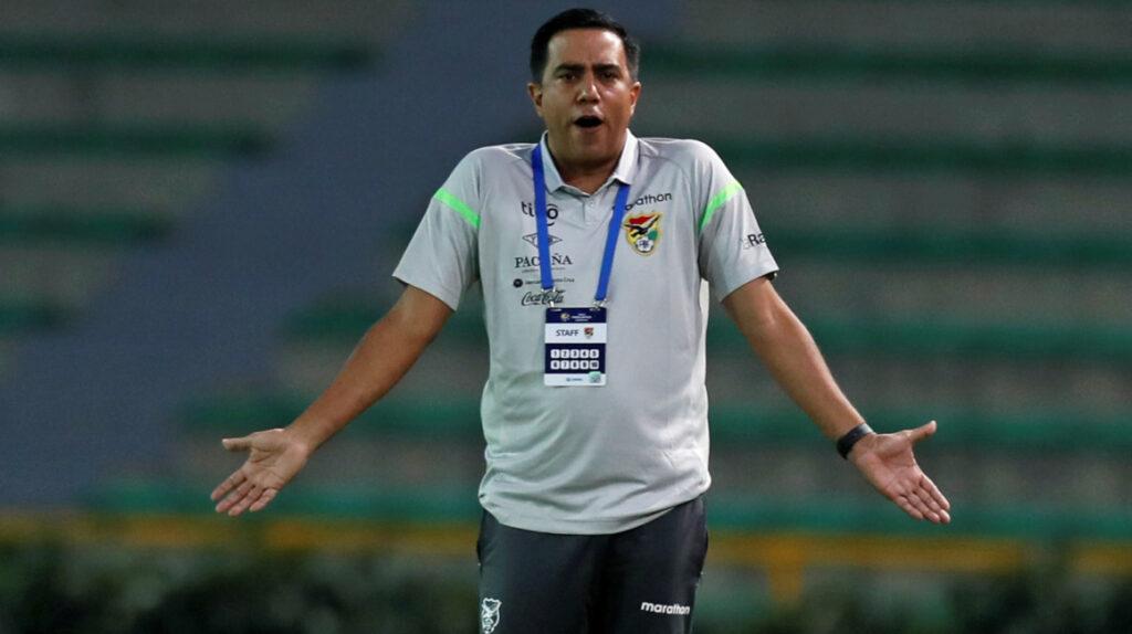 Farías entregó la nómina de Bolivia para enfrentar a Ecuador y Paraguay