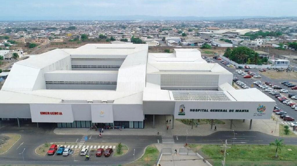 Líos contractuales impidieron que hospital de Manta obtenga mascarillas