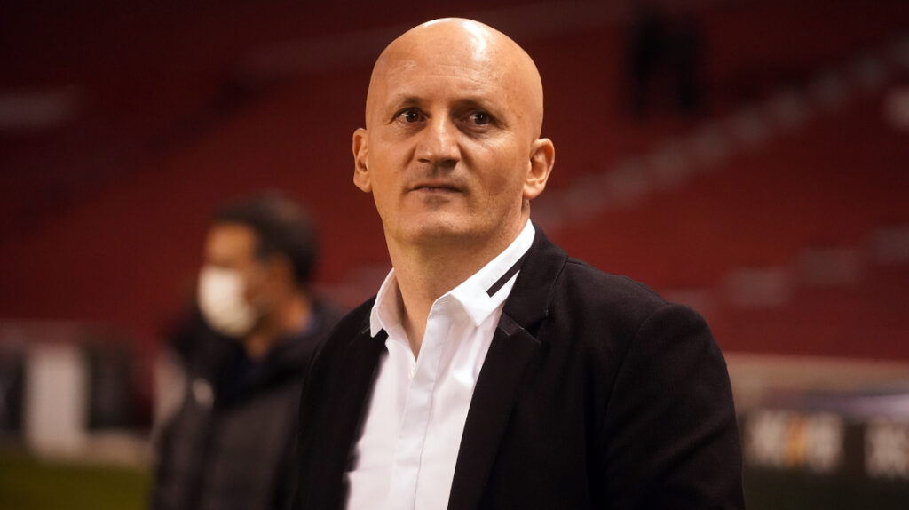 Pablo Repetto dejará Liga de Quito a finales de 2021