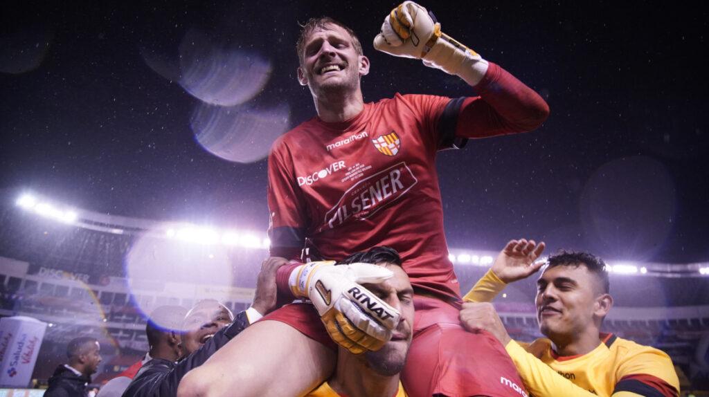 Barcelona gana en penales y grita ¡campeón! en Casa Blanca