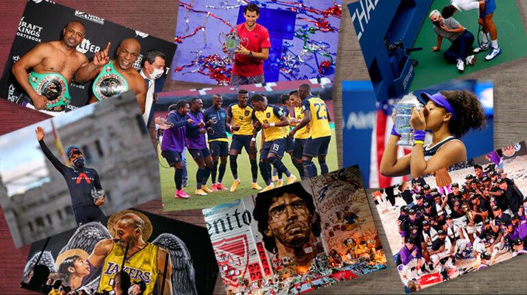 Hechos deportivos 2020