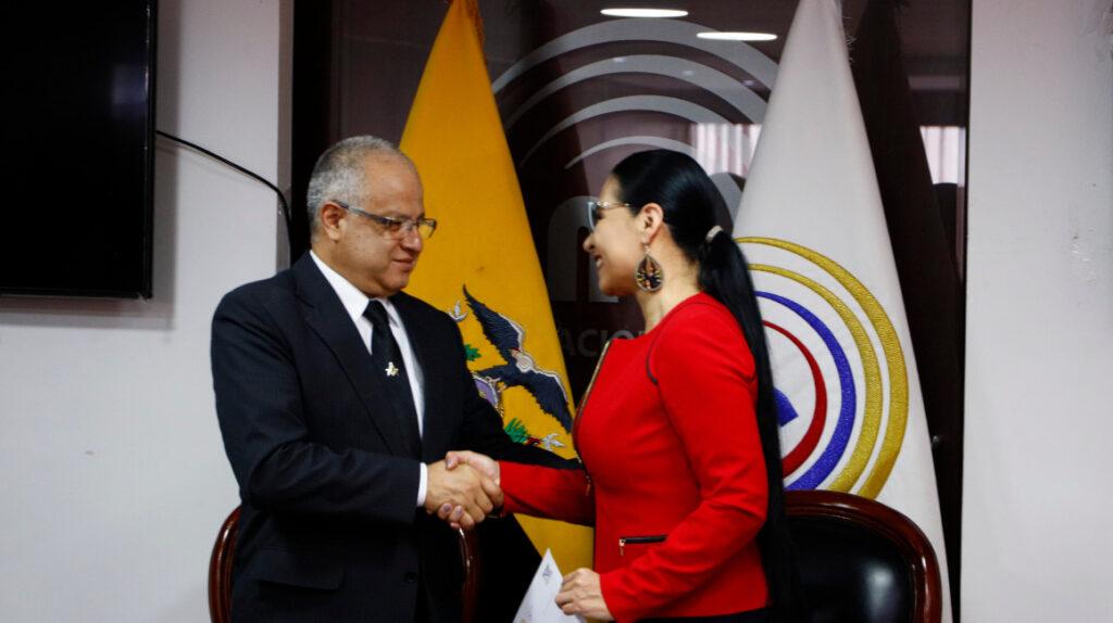 Proceso electoral sigue en marcha, asegura CNE