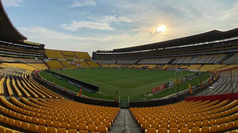 Estadio Banco Pichincha Ecuador