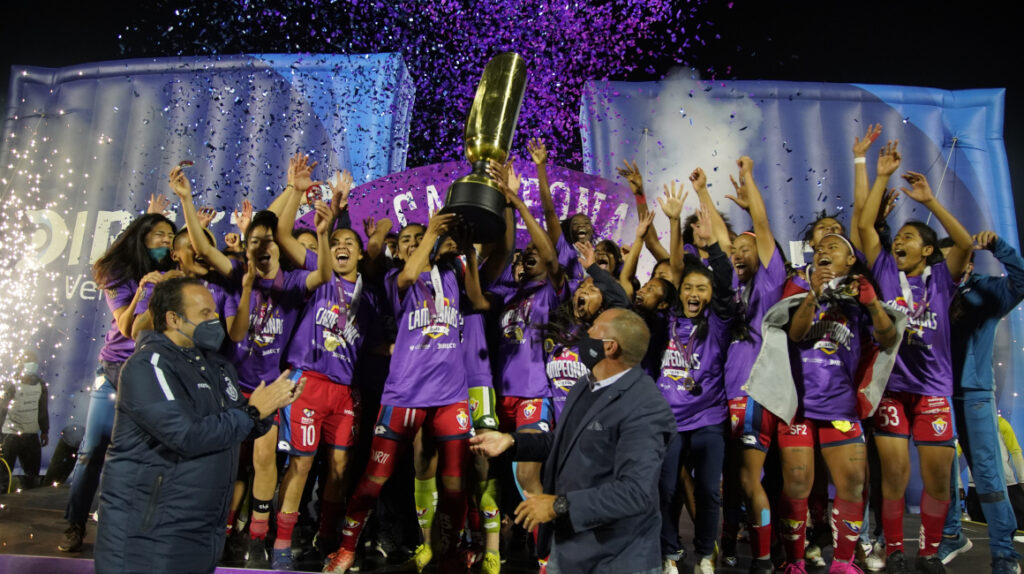 El Nacional es campeón de la Superliga y jugará Copa Libertadores