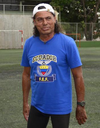 Ecuador 'Tiburón' Figueroa