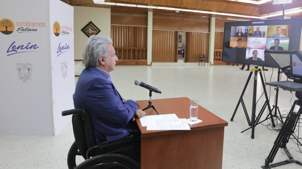 Moreno: la renegociación de la deuda es insuficiente para la recuperación