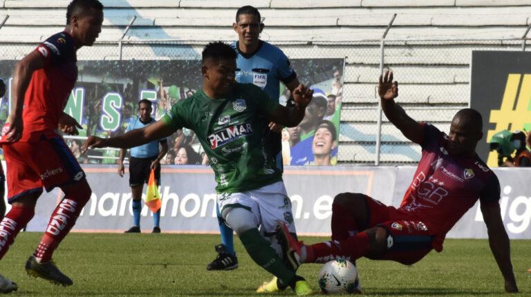 El Nacional perdió ante Orense en la última fecha de la Serie B, el domingo 20 de diciembre de 2020 y bajó a la Serie B.
