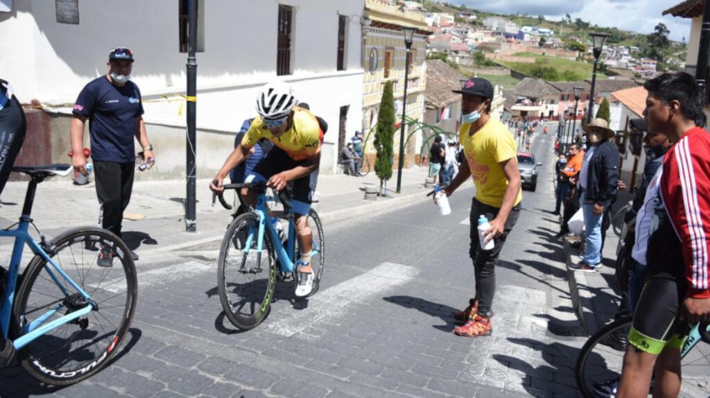 Rosero, Peñafiel y Yar ganaron el Tour de la Juventud 2020