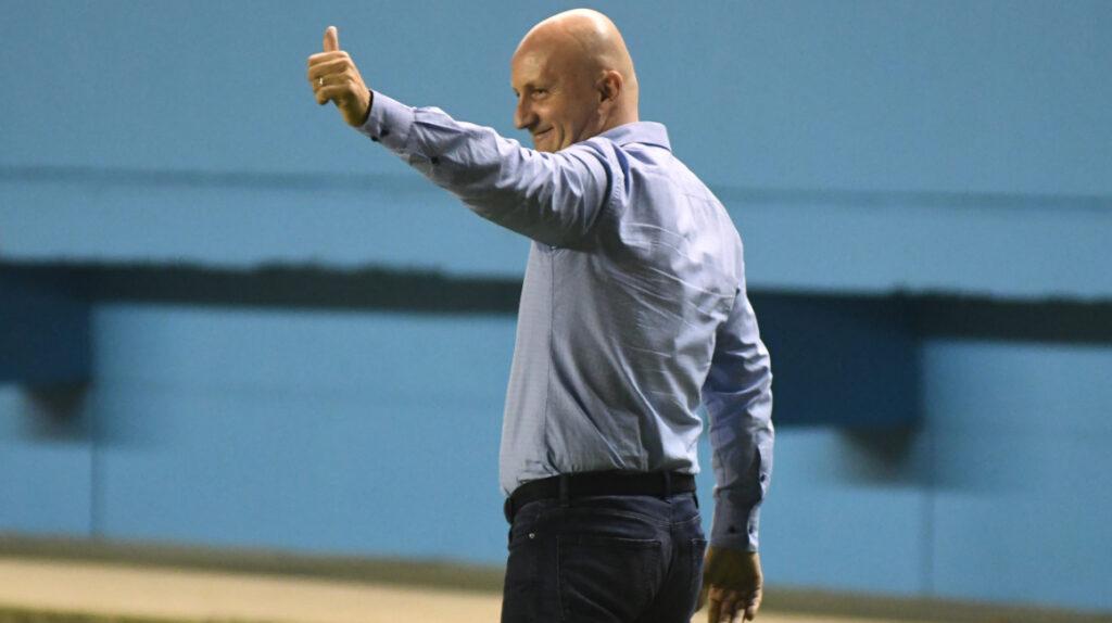 """Pablo Repetto: """"Estamos concentrados en ser campeones"""""""