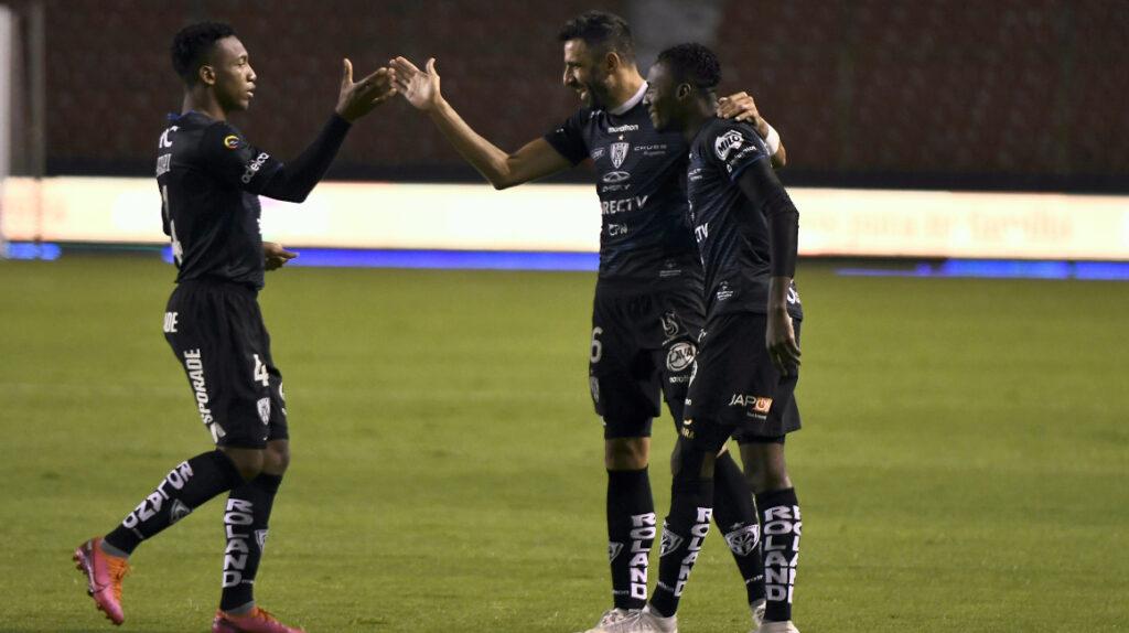 Independiente del Valle golea y asegura un cupo en la Libertadores 2021