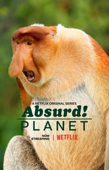 'Absurd planet'