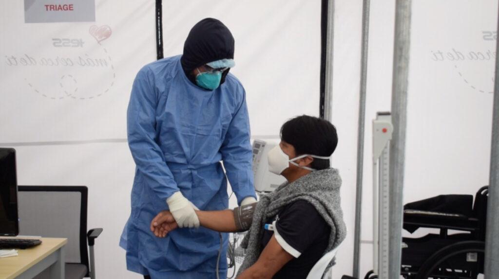 Ecuador planea inmunizar al 60% de la población con un plan de cuatro fases