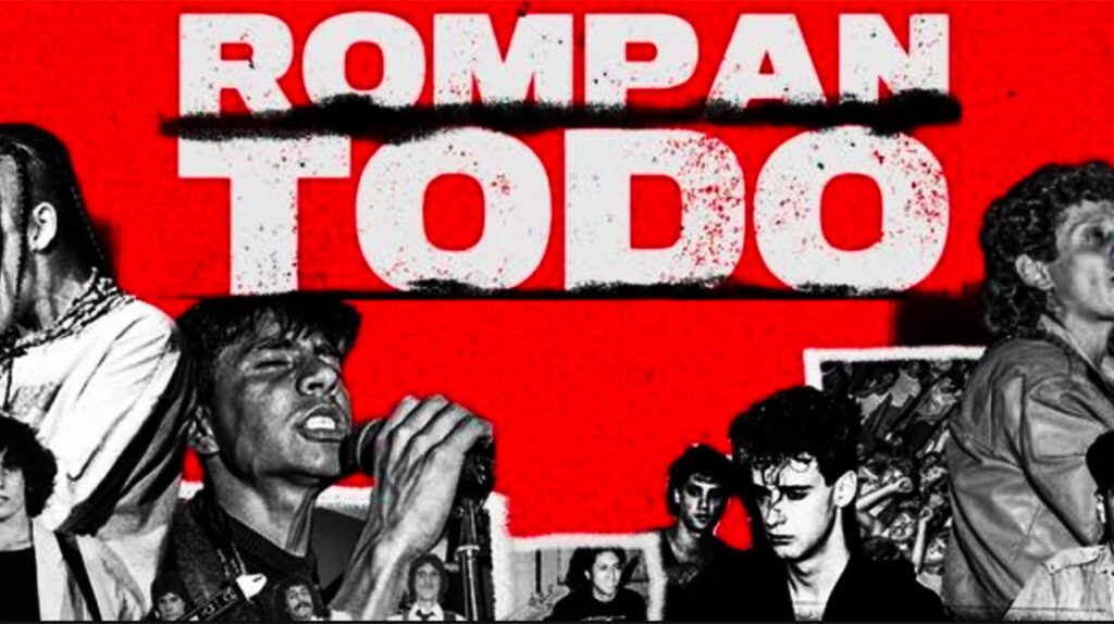 'Rompan todo', una mirada a la identidad del rock en Latinoamérica