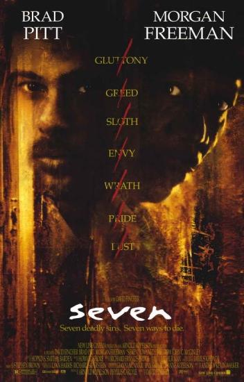 'Seven', de David Fincher