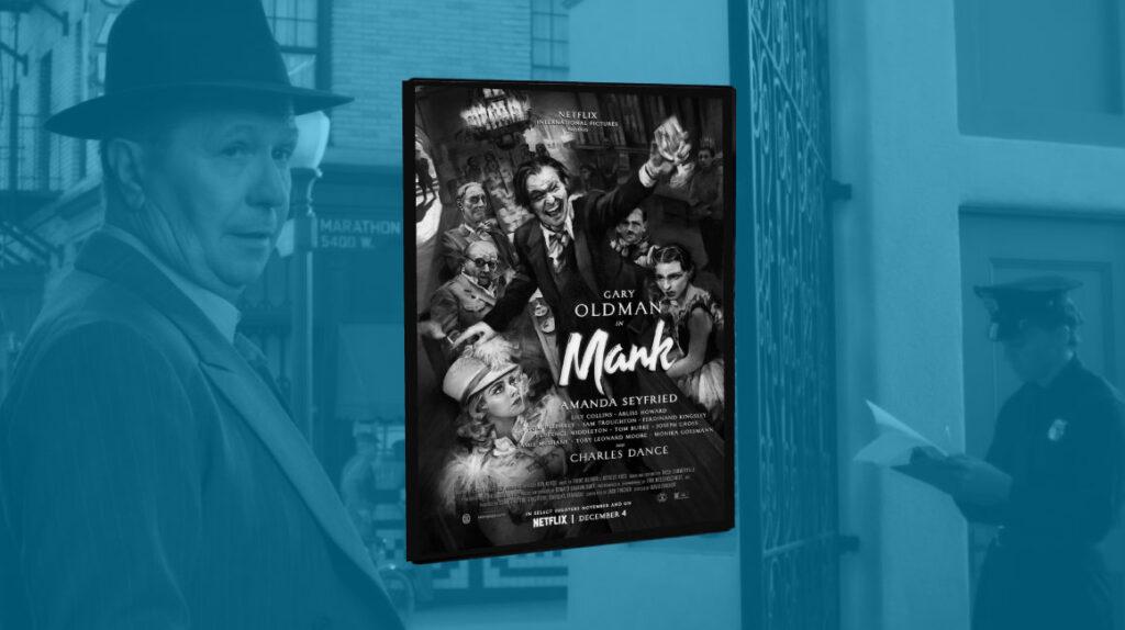 'Mank', el repaso de David Fincher por el Hollywood clásico