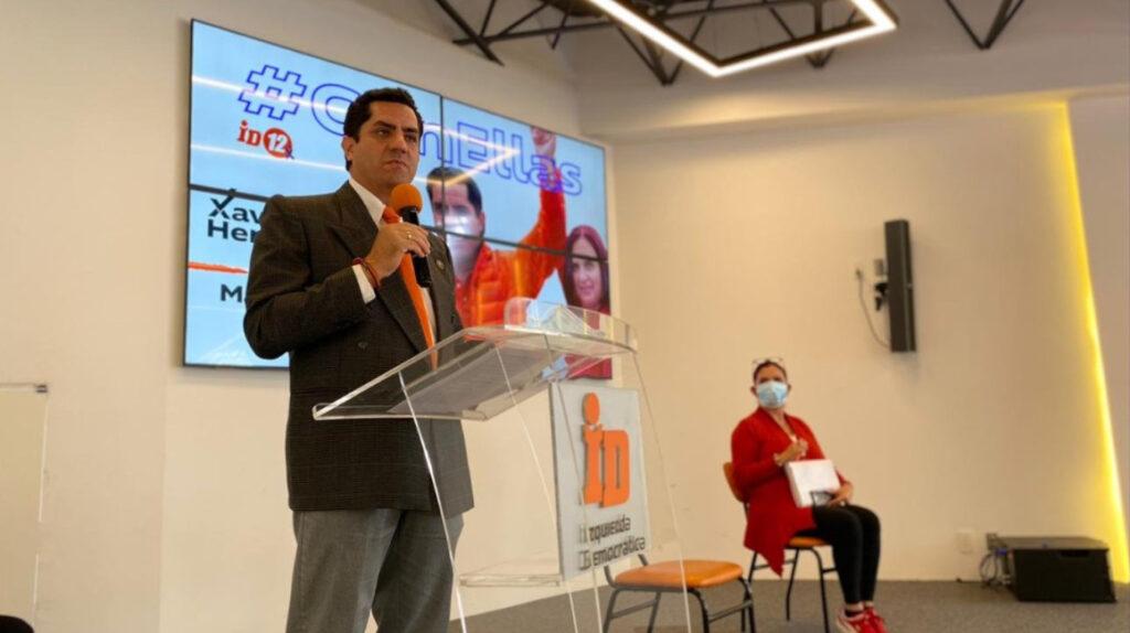 Andrés Arauz y Yaku Pérez irán por los votos de Hervas