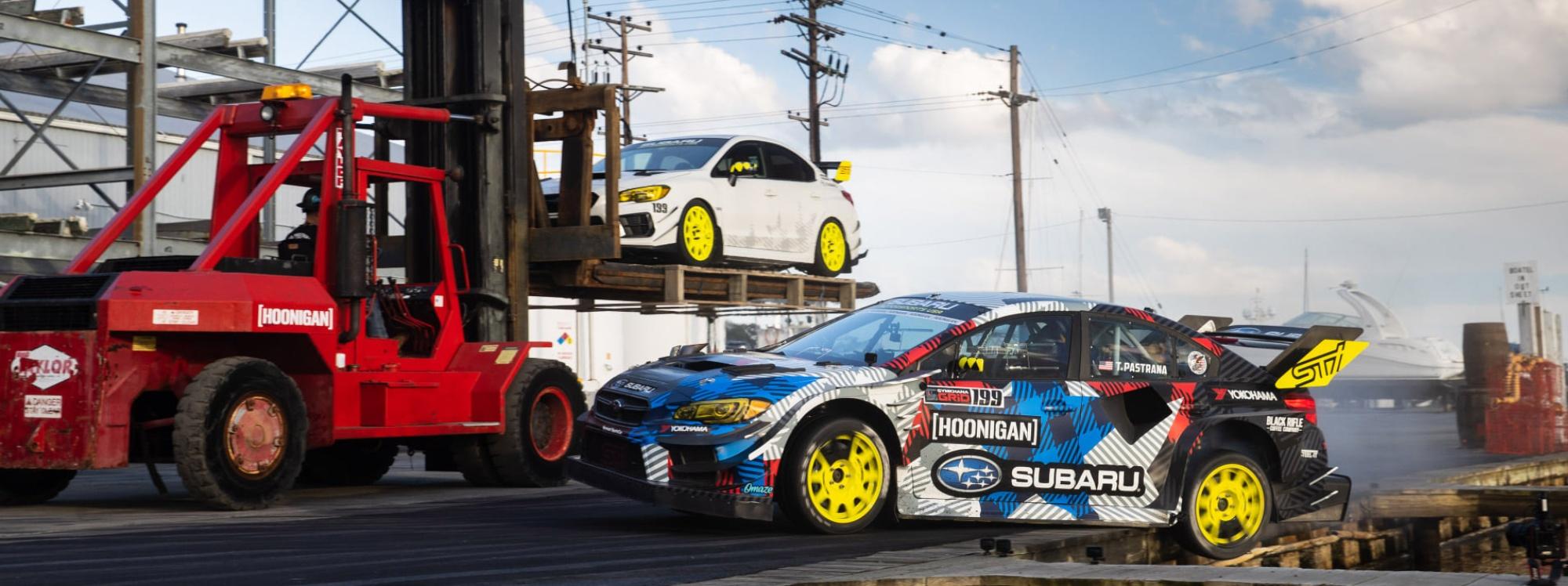 Subaru grabó la mejor publicidad de autos de la historia