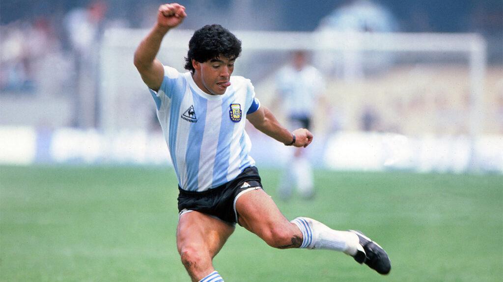 Maradona tendrá un homenaje en la Copa América de Brasil