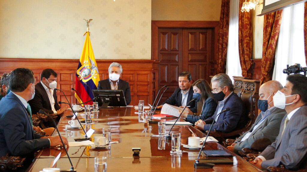 Cuenta del Tesoro de Ecuador tenía USD 285,2 millones hasta noviembre