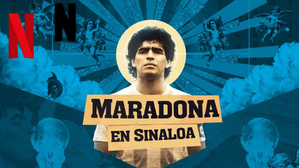 Los últimos momentos de fútbol de Maradona, en una miniserie de Netflix