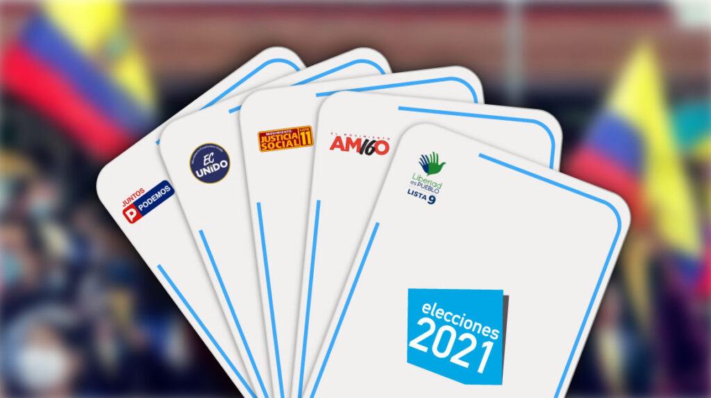 Jugadores de 2021: las agrupaciones nuevas quieren inclinar la balanza