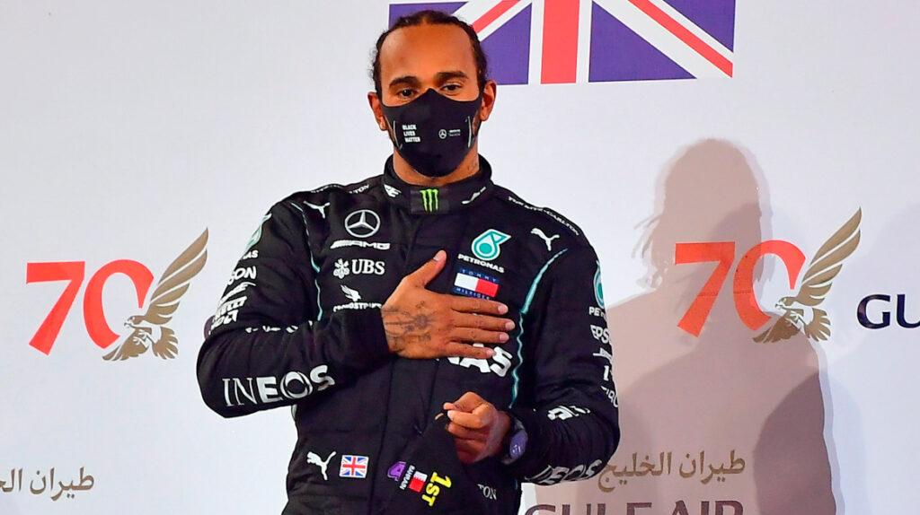 El GP de Sakhir se correrá sin Hamilton ni Grosjean