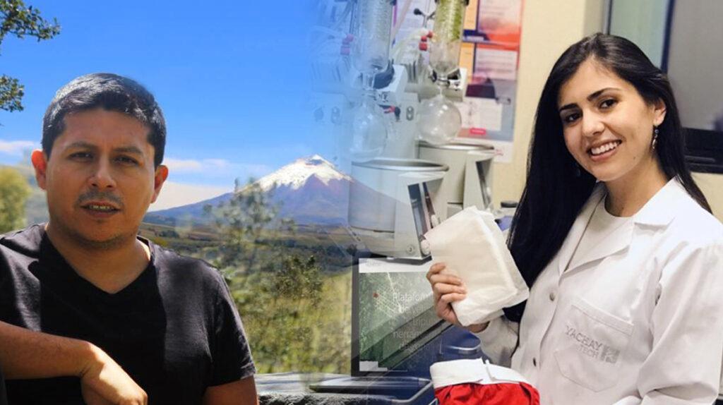 Dos ecuatorianos en la lista 2020 de innovadores del MIT