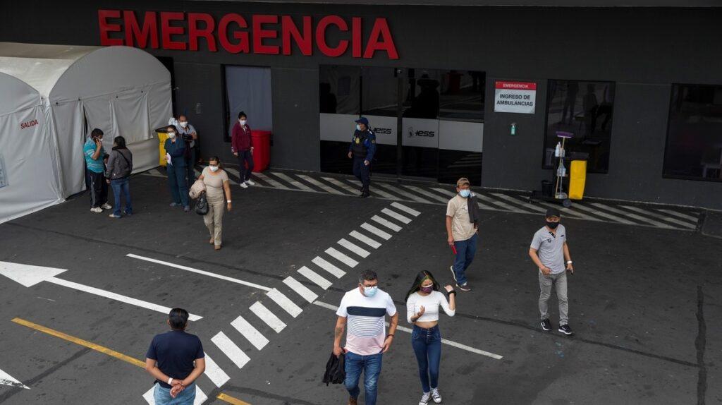 31 de enero: Ecuador supera los 250.000 contagios de Covid-19