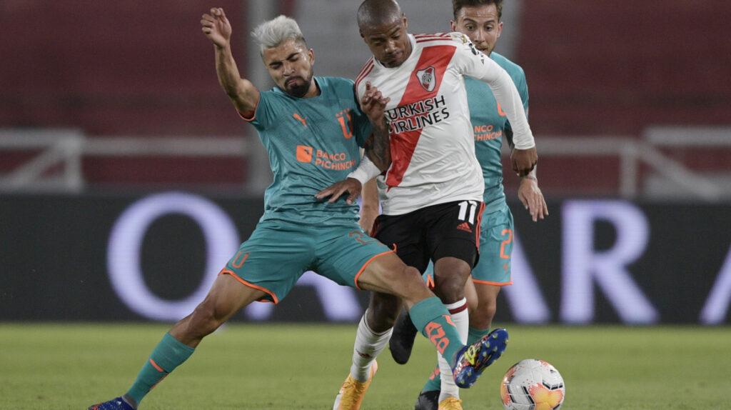 River Plate se interesa en el fichaje de Adolfo Muñoz
